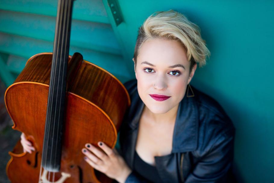 Helen Newby, cello